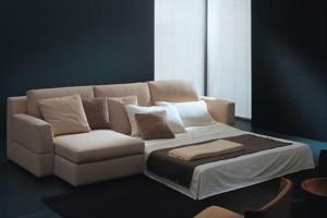 раскладной диван в гостинойраскладной диван в гостиной