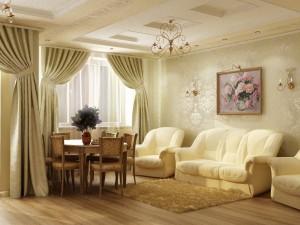 в какой цвет покрасить комнату