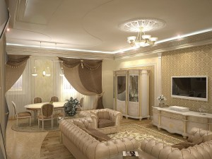 интерьер гостиной 25 кв м