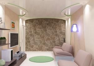 интерьер гостиной 14 квадратов