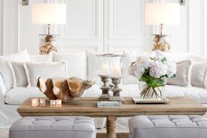Аксессуары для гостиной — интересный дизайн комнат