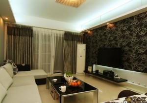 идеи оформления гостиной