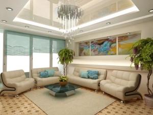 Свет в гостиной комнате — советы от профи