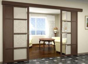 двери для гостиной
