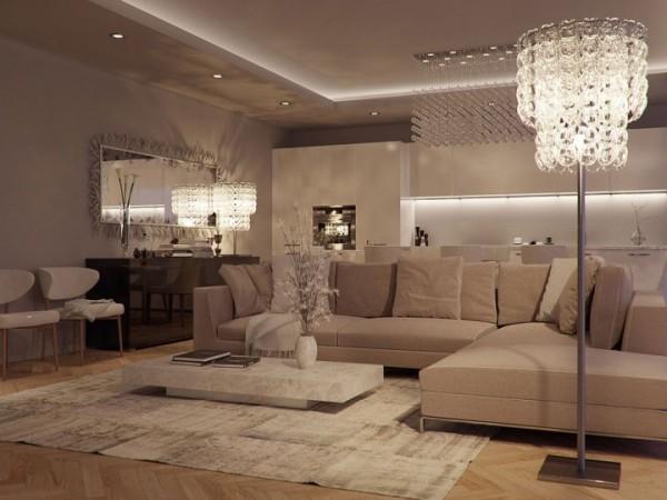 шикарная комната для гостей