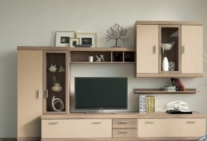 Польская мебель в гостиной