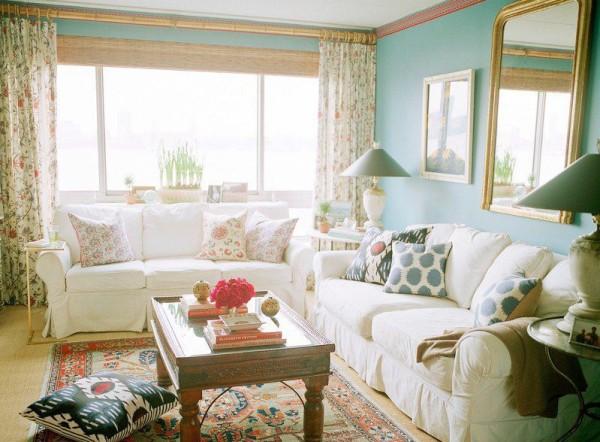 диваны в гостиной
