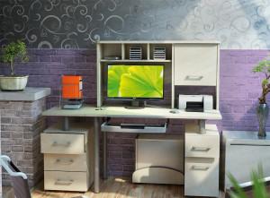 Как выбрать компьютерный стол для гостиной